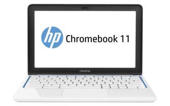 HP Chromebook 11 kaina
