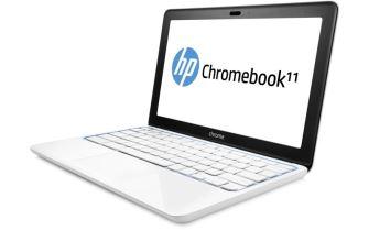 HP Chromebook 11 techniniai duomenys