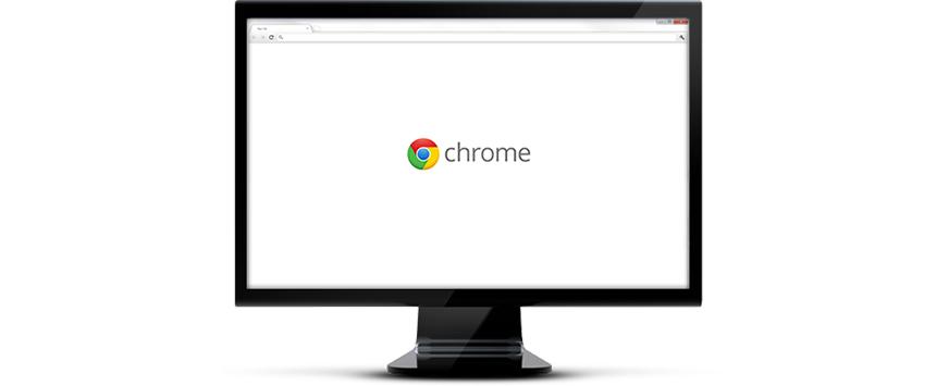 Google Chrome naršyklė