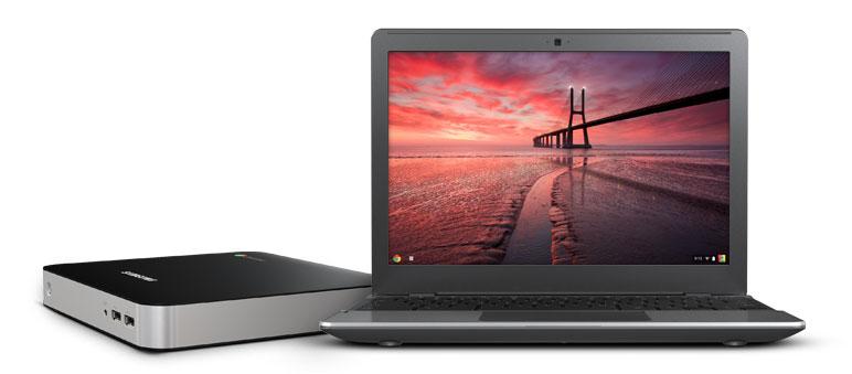 Chromebook kompiuterių kaina