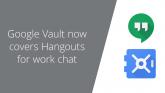 Vault Hangouts susirašinėjimo archyvas