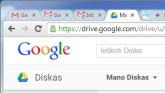 Gmail neperskaityti laiskai ikona