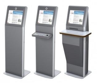 Informaciniai kioskai infoterminalai