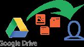 Google Drive bendrinimas