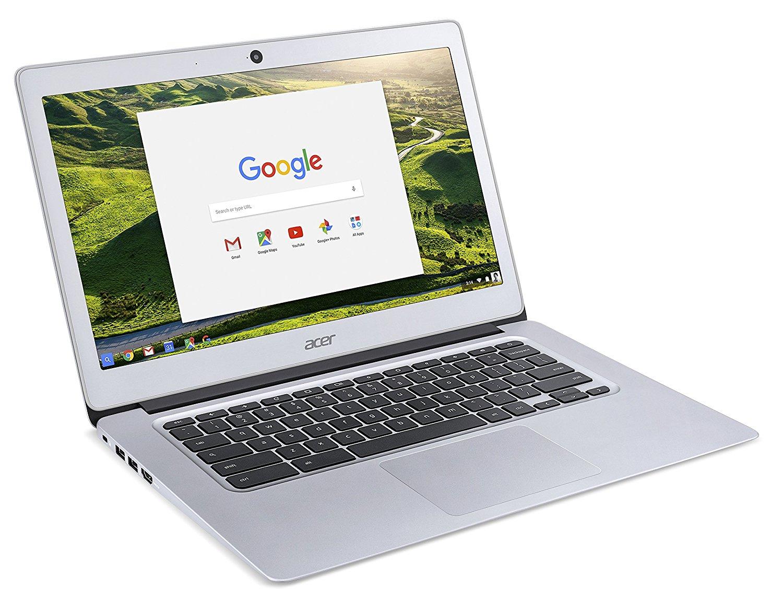 Acer Chromebook techniniai duomenys
