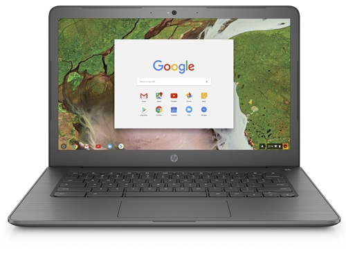 HP Chromebook 14 kaina